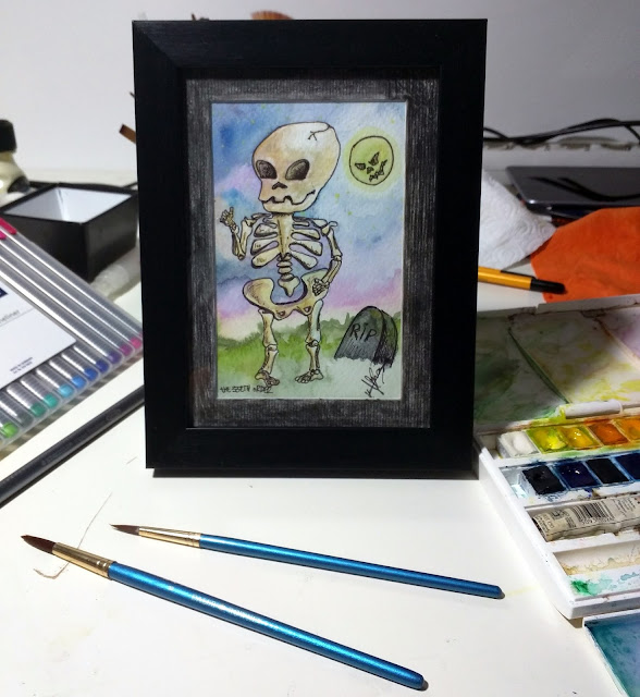 Little bones, Elizabeth Casua. Halloween tHE 33ZTH oRDER