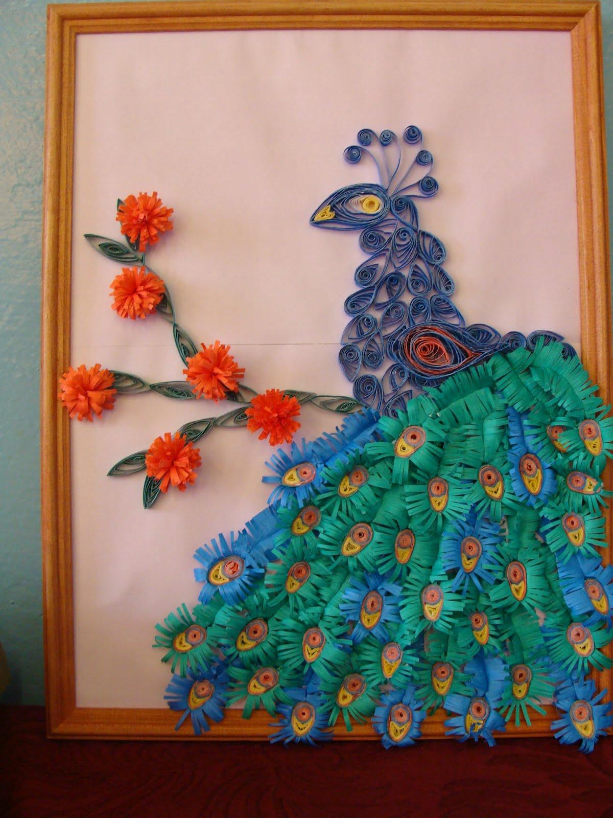Поделка с декоративно прикладным искусством своими руками