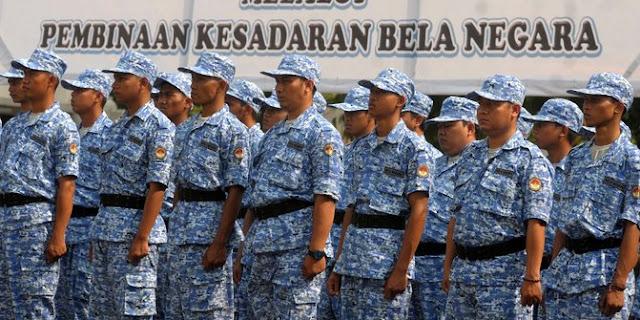 Mengintip kegiatan peserta Bela Negara di Pusat Perdamaian dan Keamanan Markas Besar TNI