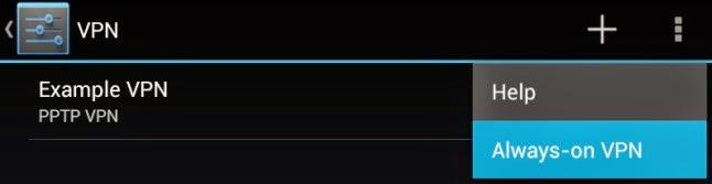 Cara setting dan Menggunakan VPN Di Android g