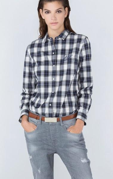 Pedro del Hierro camisa de cuadros