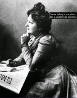 Biografías de mujeres andaluzas. Pinchar en la imagen para entrar en la página