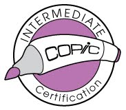 Copic Intermediate Certified 2016