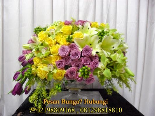 Bunga Meja Besar, bagus & Mewah