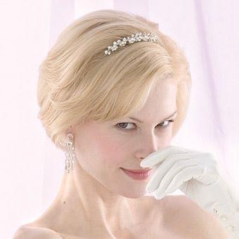Peinados Novia Cara Alargada - Peinado para novias según su tipo de rostro Paz Herrera