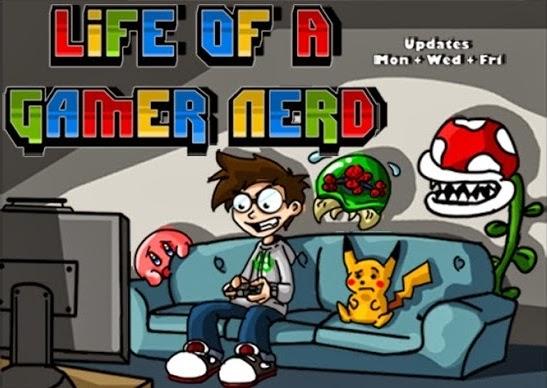 A Gamer Nerds Life