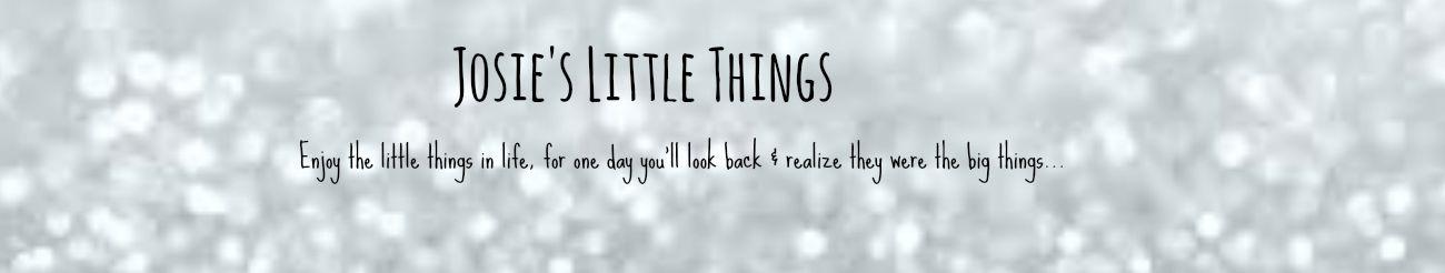 Josie's Little Things