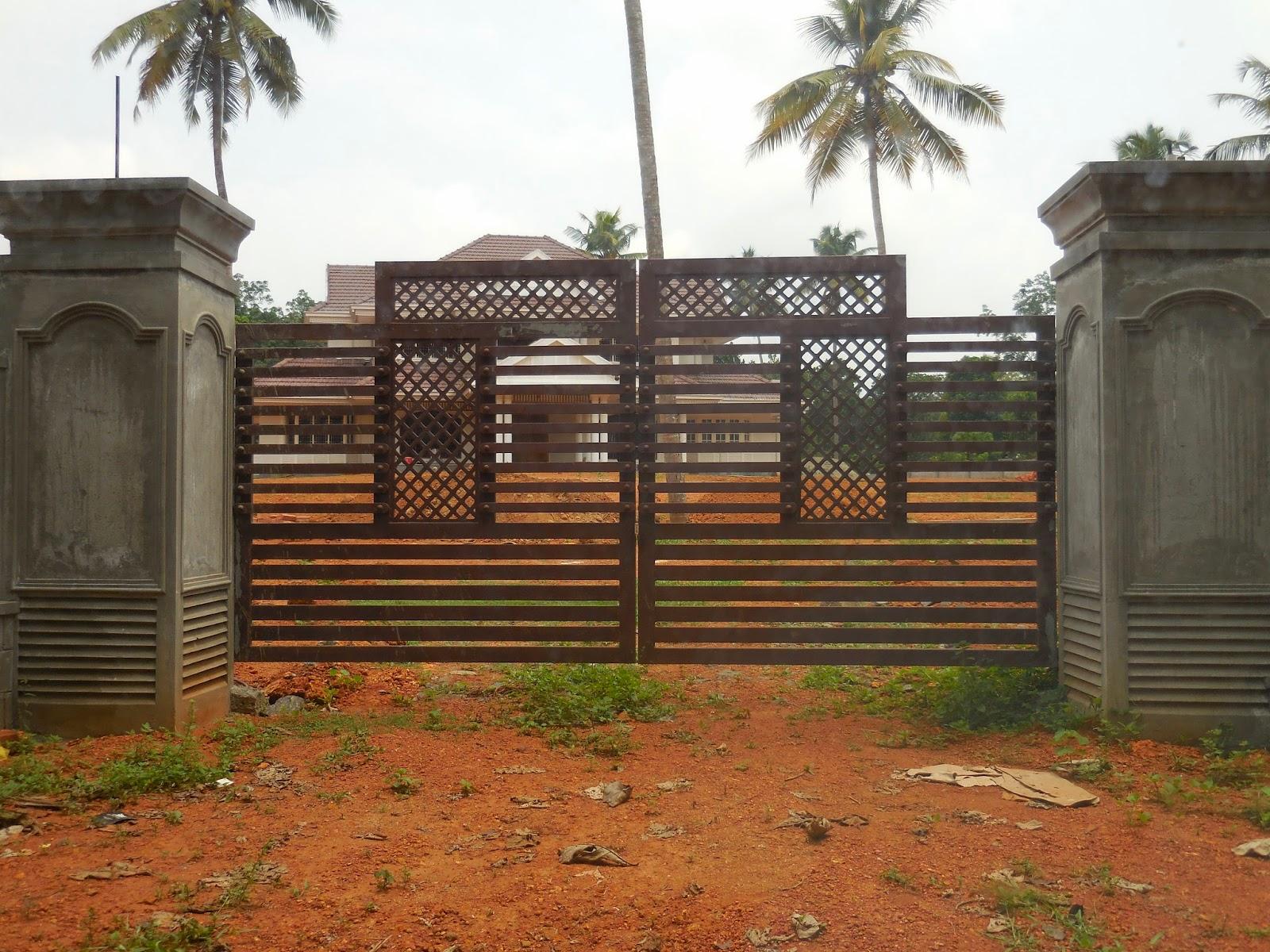 Kerala Gate Designs: Kerala Gates Designs For Houses