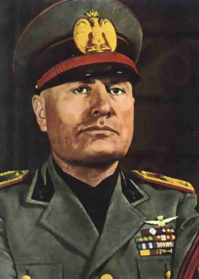 benito mussolini timeline There several interesting facts about benito mussolini for instance, he declared himself as italy's dictator on january 3 in year 1925.