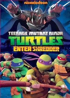 Ver online: Tortugas Ninjas: Llega Shredder (2013)
