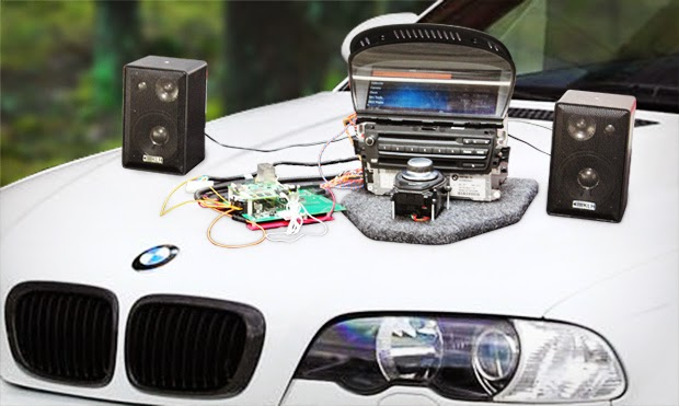Connected Car Infotainment System by GROM