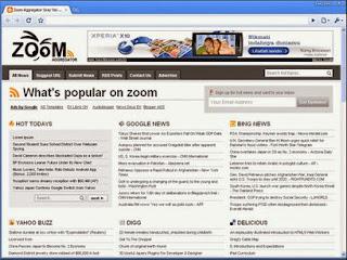 Zoom Feed Aggregator