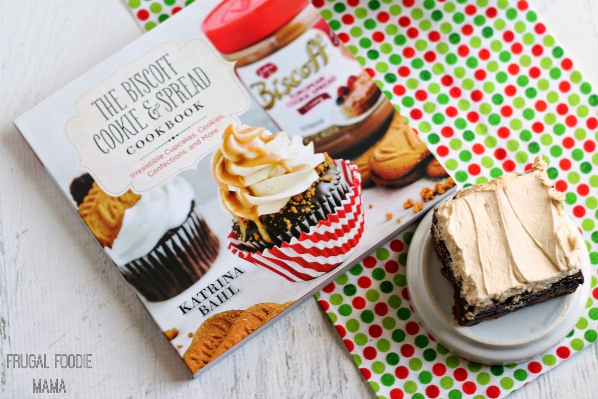 Enter to win a copy of The Biscoff Cookie & Spread Cookbook!