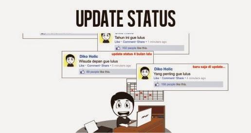 1 update status