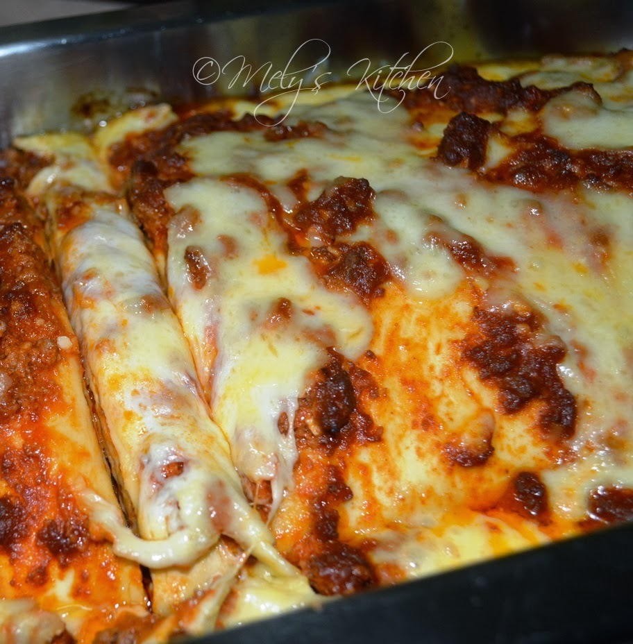 Mely\'s Kitchen Lasagna - Mely\'s kitchen