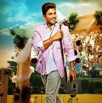 Trivikram Dialogues in S/O SatyaMurthy by Arjun