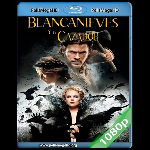 BLANCANIEVES Y EL CAZADOR (2012) 1080P HD MKV ESPAÑOL LATINO