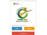 Petunjuk Cara Pengisian Data PUPNS Secara Online
