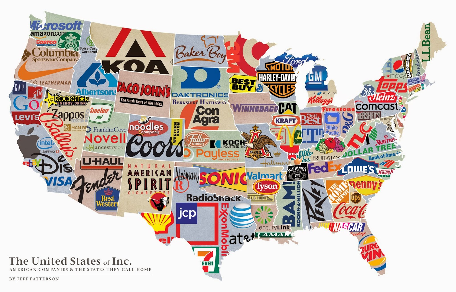 The Atlantean Conspiracy The United States Inc - Washington dc map conspiracy