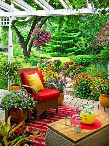 Tata Konsep Taman Rumah Minimalis