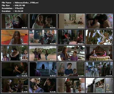Hideous Kinky (1998) download