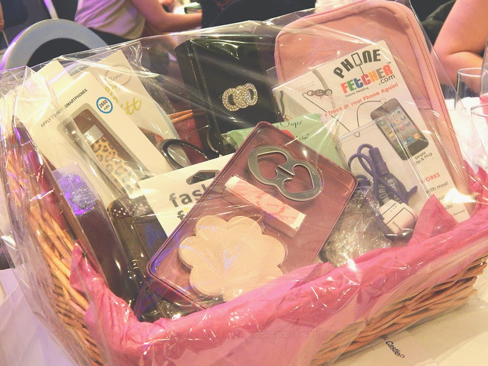 ITWBN Blogger Event Secret Fashion Fixes Prize Hamper
