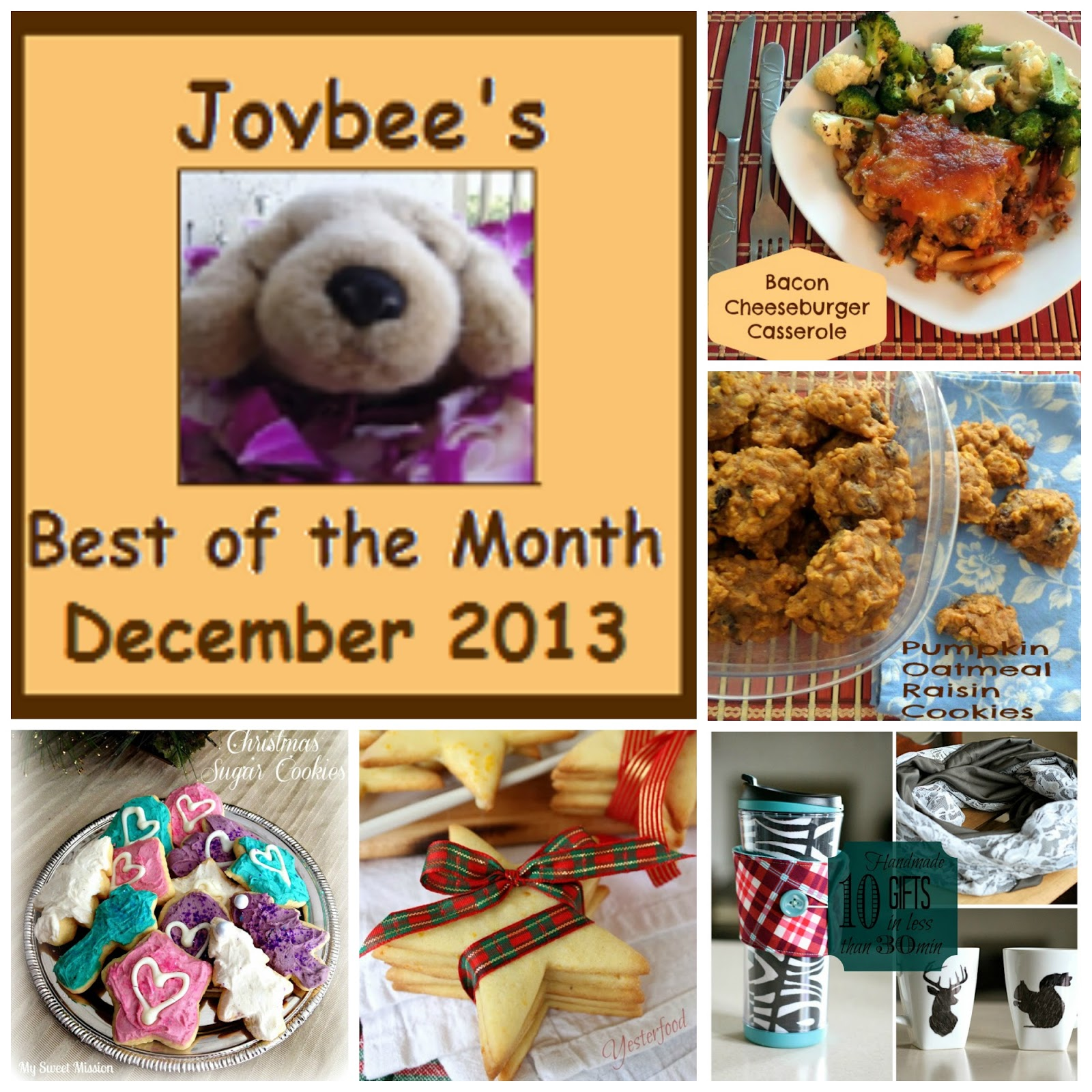 Best of the Month December 2013:  A review of my most popular blog posts from December.
