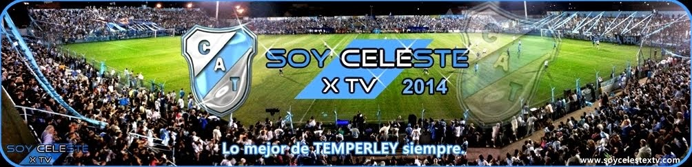 Soy Celeste x Tv  TEMPERLEY