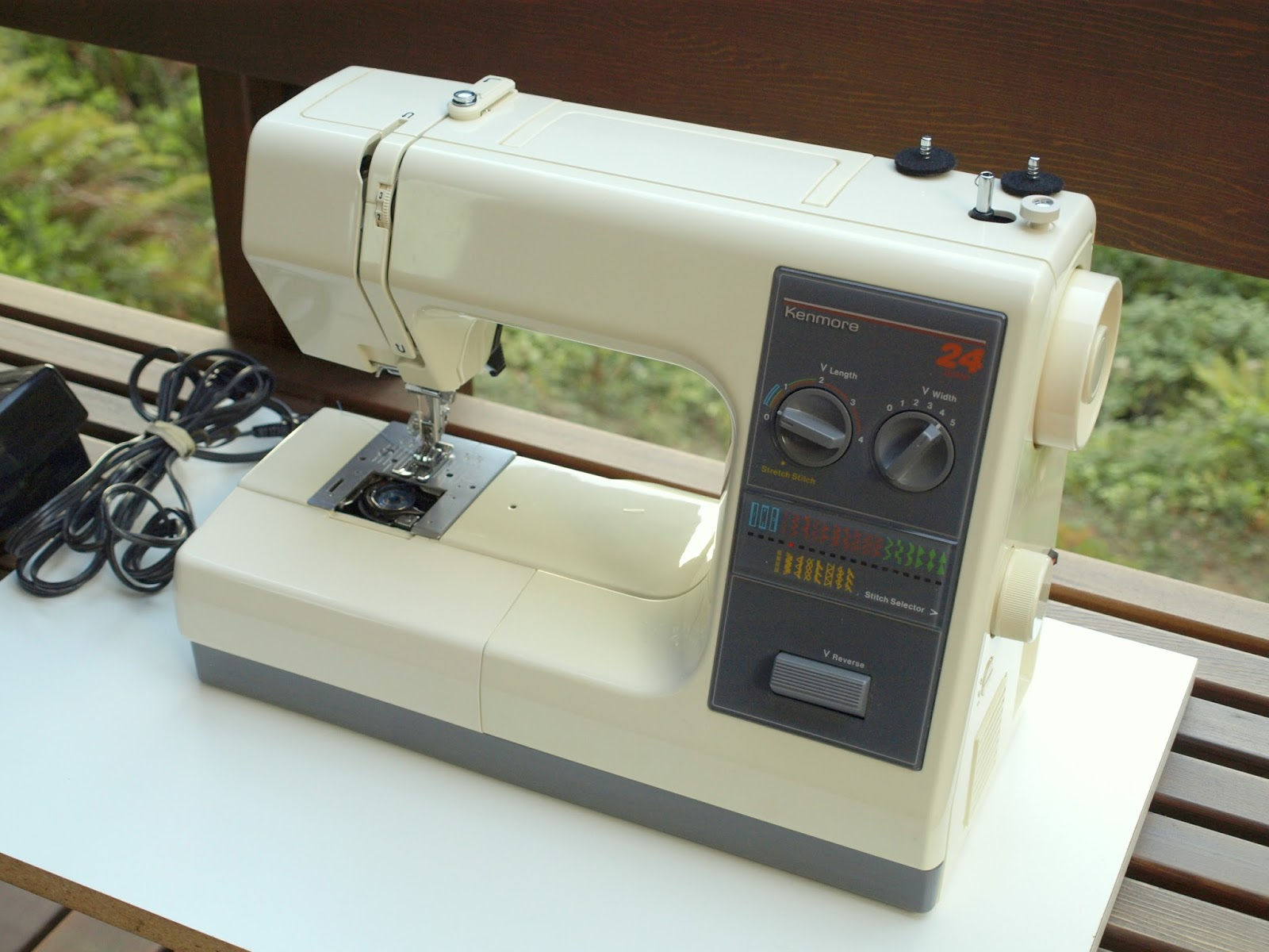 kenmore 36 sewing machine