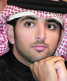 Pria Tertampan di Dunia - Hamdan, Putera Syeikh Muhammad dari Uni Emirat Arab