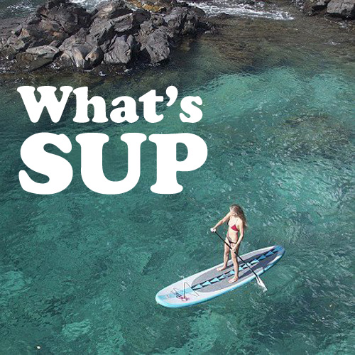 what's SUP?