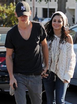 Vanessa Hudgens Boyfriend