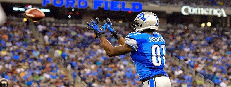 Calvin Johnson Could Be Out: 5 Possible 4pm Replacements