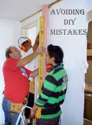 Avoiding DIY Mistakes