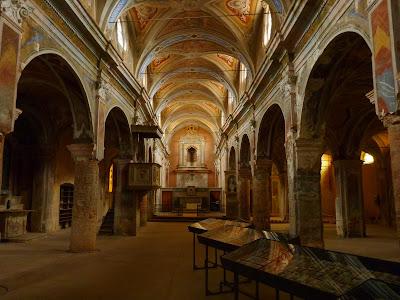 Villaveccha Villanova Mondovì: Antica Chiesa du Santa Caterina and Other Buildings Around the Piazza