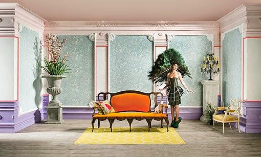 Marzua molduras decorativas para ambientes modernos for Molduras de madera para pared