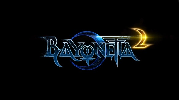 Logo for Bayonetta 2, Wii U exclusive game