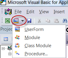 Excel 2010 Macro Compile Error Cant Find Project Or Library