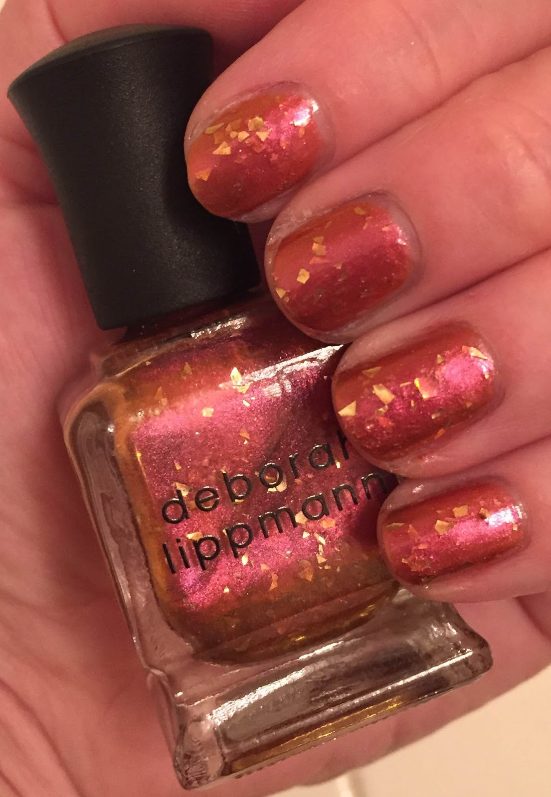 2019 year for women- Lippmann deborah fantastical holiday nail polish collection