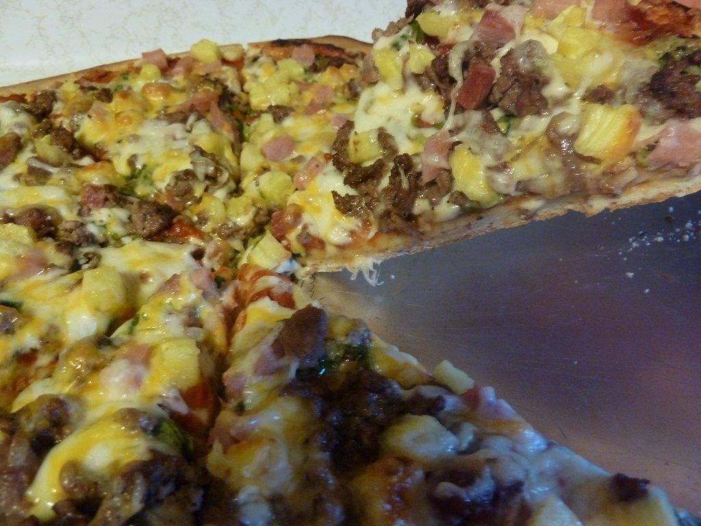Gracie Cooks Easy Peasy Pizza From Scratch
