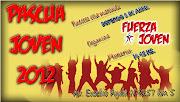 PASCUA JOVEN. Publicado por Fuerza Joven Paraguay en 18:10 pascua joven ok