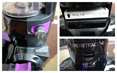 best vacuum features