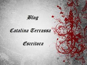 Escritora Catalina Terrasa