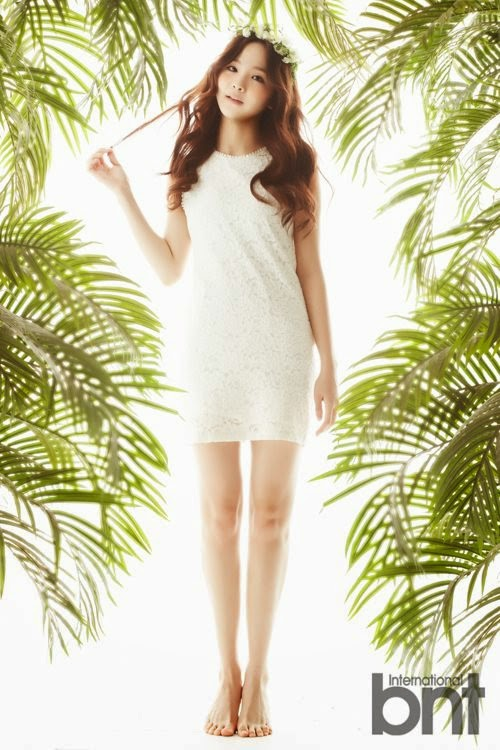 Song Sohee - bnt International April 2014
