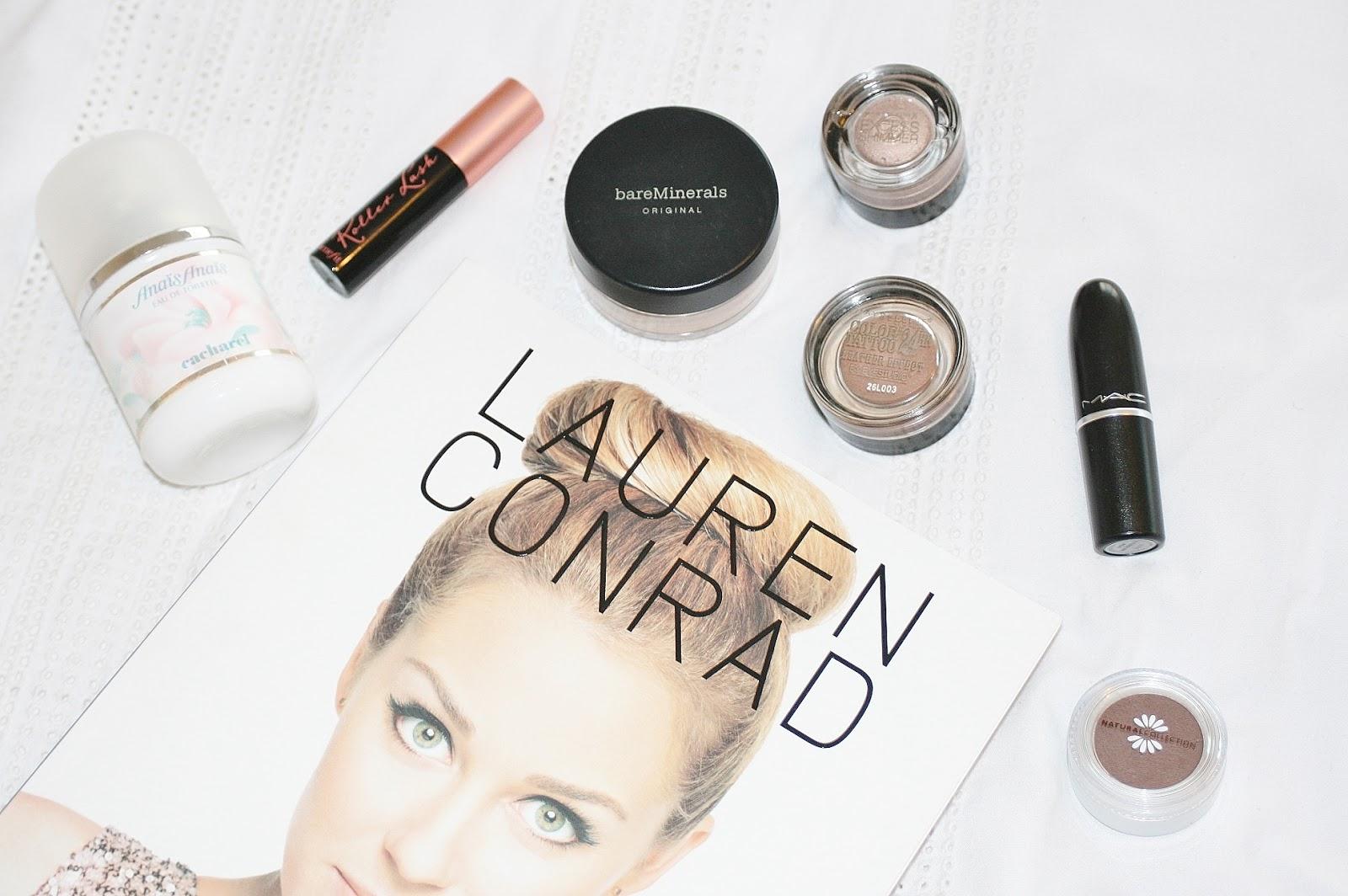 Katherine Penney Chic Daily Makeup Beauty Cream eyeshadows Bronze Mac Perfume Book