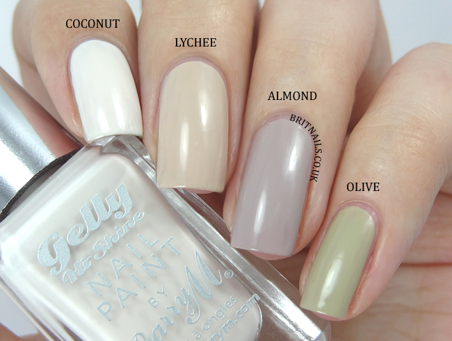 Review: Barry M Lychee | She Who Does Nails