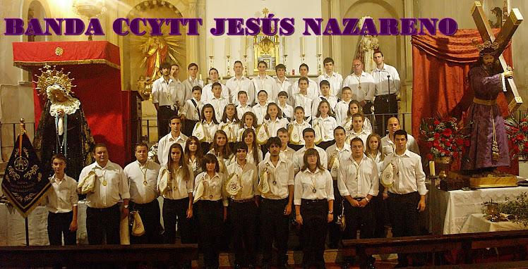 Banda CCYTT Jesús Nazareno 2011