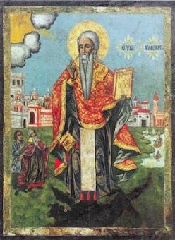 Azi 10 februarie praznuirea Sfantului Mucenic Haralambie !