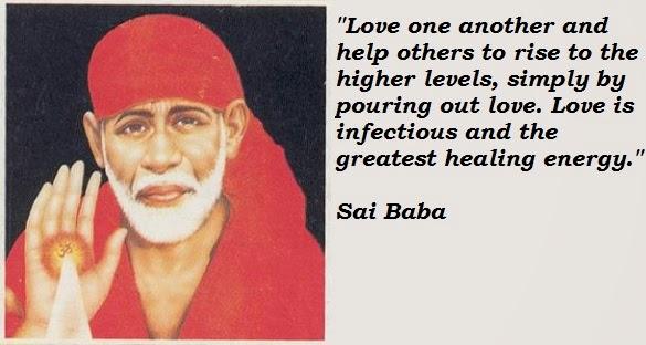 Shirdi Sai Baba Quotes  Quotesgram