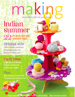 Making Magazine-Indian Summer